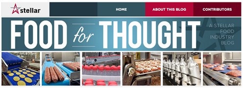 Food For Thought Masthead